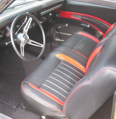 1969 Chevelle SS GGZ