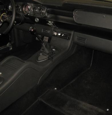 1966 Mustang GT Stinger GRS